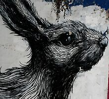 Giant Rabbit, ROA by GraffArt Tees