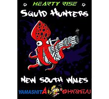 Squid Hunters NSW Team Hoodie Photographic Print