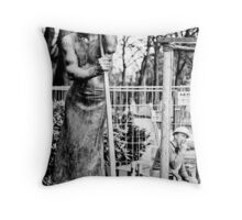 OnePhotoPerDay Series: 342 by C. Throw Pillow
