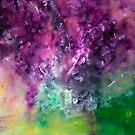 Purple Vortex by Don Wright