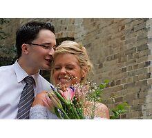 Wedding Portfolio Photographic Print