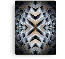 X Matrix Canvas Print