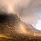 Storm at Sail Garbh, Assynt, Scotland by Cliff Williams