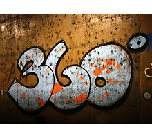 360 degrees Photographic Print
