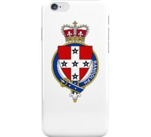 Coat of arms (family crest) for last-name or surname Randolph (England) . Heraldry banner for your name. iPhone Case/Skin