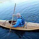 Hand Made Kayak by Shelby  Stalnaker Bortone