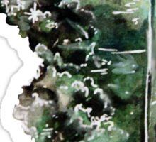Emerald Gemstone Sticker Sticker