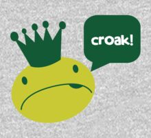 Frog Price CROAK! Baby Tee