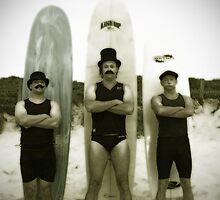 Old School Surfing 2010 by annadavies