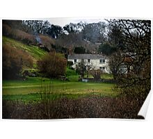 Country House............Cornwall, UK Poster