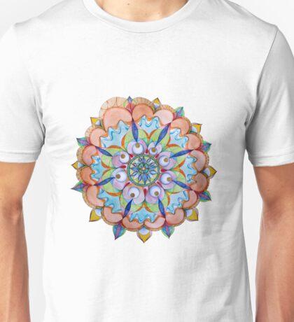 mandala 4 Unisex T-Shirt