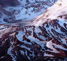 Lava Dome at Mount Saint Helens by Rakesh Malik