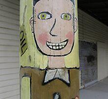 Pole Man by John Douglas