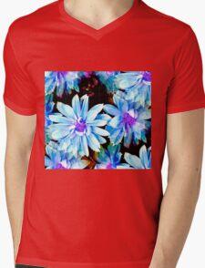 Dah 1 Mens V-Neck T-Shirt