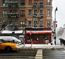 First avenue - 59th street -  New York by Yannick Verkindere