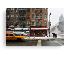 First avenue - 59th street -  New York Canvas Print