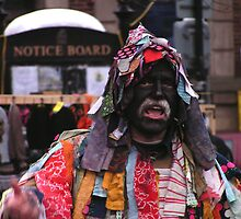 A Knaresborough Mummer by Kat Simmons