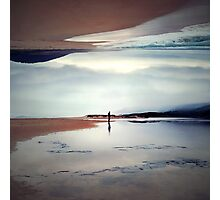 Ghost on the Shore Photographic Print