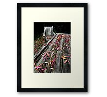 Reclamation Framed Print