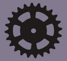 Cog and Roll Kids Tee