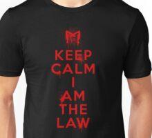 Dredd Keep Calm Unisex T-Shirt