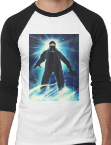 Dead Space meets The Thing Men's Baseball ¾ T-Shirt