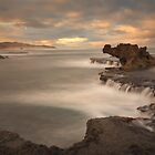 The Dragon's Head - Number 16 beach by Jim Worrall