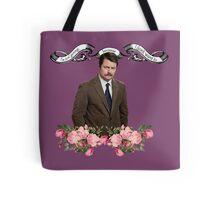 Ron F*****g Swanson Tote Bag