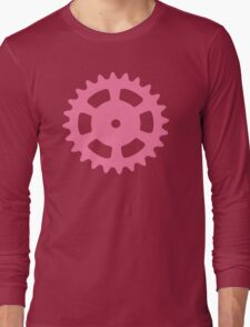 Cog and Roll (pastel) Long Sleeve T-Shirt
