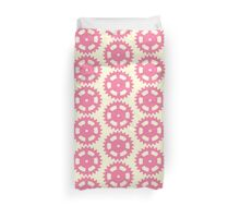Cog and Roll (pastel) Duvet Cover