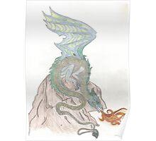 TK's Dragon Poster
