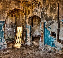 Abandoned destroyed room by emvalibe