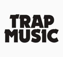 Trap Music White by TriPtiK