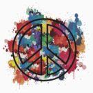 Peace by cheeckymonkey