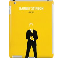 Barney Stinson iPad Case/Skin
