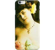 Beautiful Vintage Lady iPhone Case/Skin
