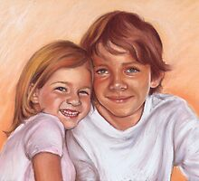 Jonah and Maddy by Roxanne Vanslette