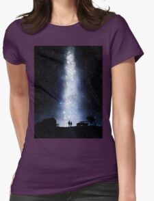 Interstellar  Womens Fitted T-Shirt