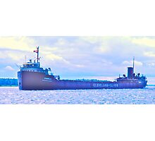 Iron Ore Carrier Photographic Print