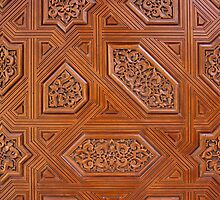 Intricate Door by rdshaw