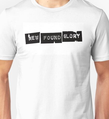 New Found Glory Logo Unisex T-Shirt