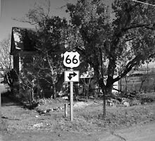 Route 66 by Jaysen Kitchens