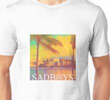 SADBOYS Beach (Square) Unisex T-Shirt