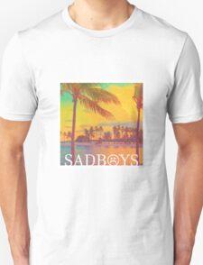 SADBOYS Beach (Square) T-Shirt