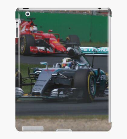 Lewis Hamilton & Sebastian Vettel iPad Case/Skin