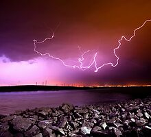 Lightning Strikes by Ben Goode