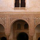 Islamic Arches by rdshaw