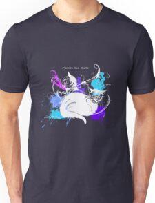 I love cats -white Unisex T-Shirt
