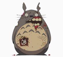 Zombie Totoro Kids Clothes