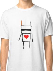 Chappie Love Classic T-Shirt